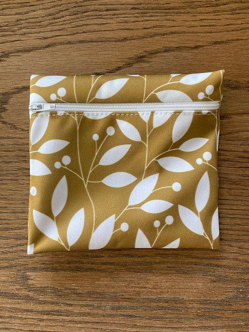 1 reusable snack bag (small)