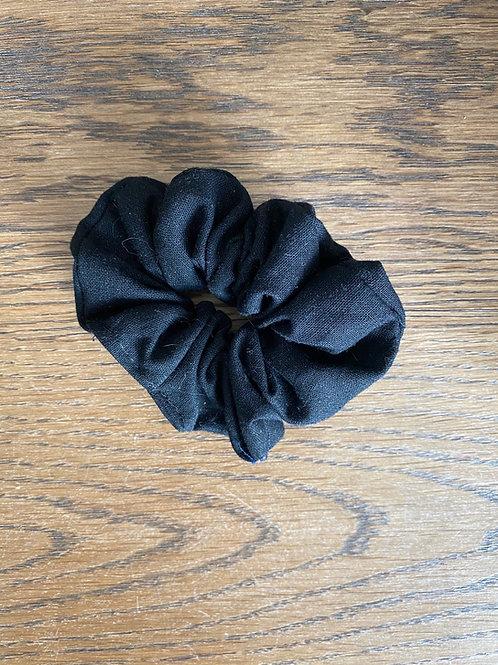 Cotton hair scrunchie (adult)