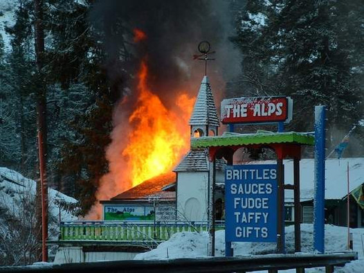 Alps Fire