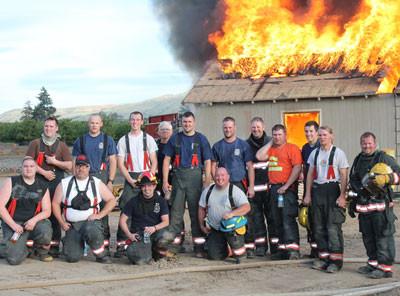 Live Fire Training