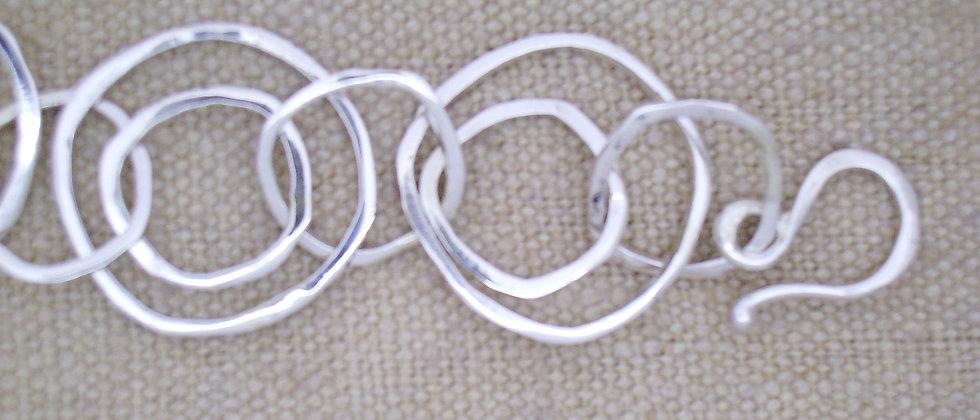 ripple effect bracelet