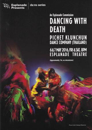 Dancing with Death | Pichet Klunchun Dance Company