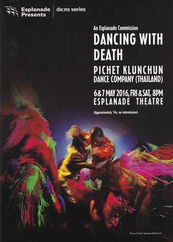 Dancing with Death | Pichet Klunchun Dance Company