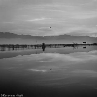 2008 年 インレー湖