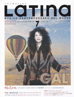 Magazine|Latina