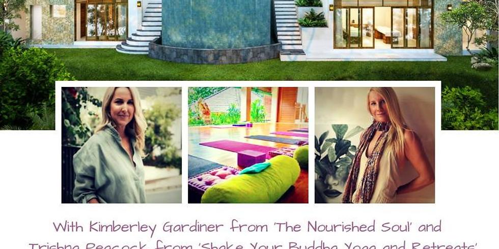 Luxury Health and Yoga Retreat  (8 days, 7 nights) $2499 AUD