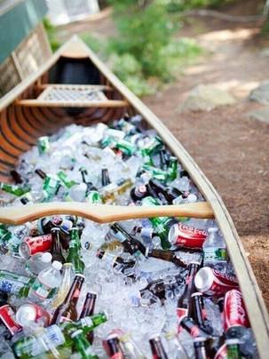 Beverage Canoe