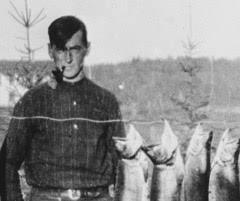 Tom - an expert fisherman