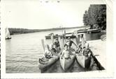 1940s 9 men trip