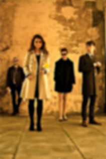 The Hope Theatre: I Know You of Old - David Fairs, Anna Marsland, Sarah Lambie, Conor O'Kane