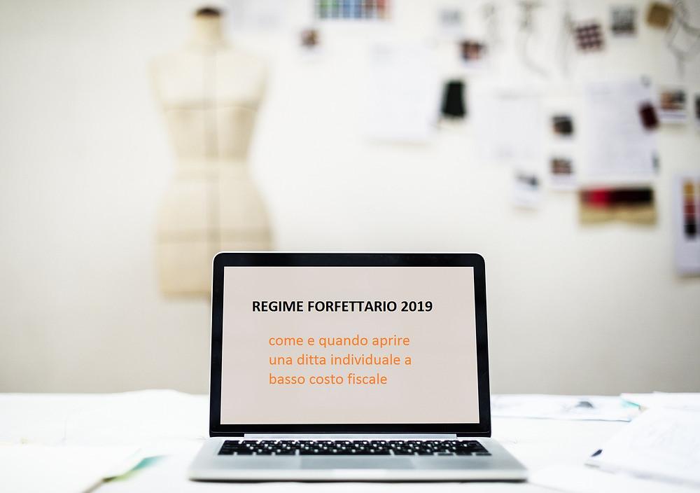Forfettario 2019 commercialisti Bergamo