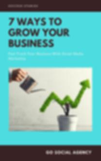 Orange Finance Design Business eBook Cov