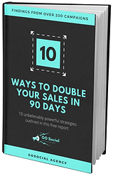 Gosocial Ebook Cover - 10 ways to double