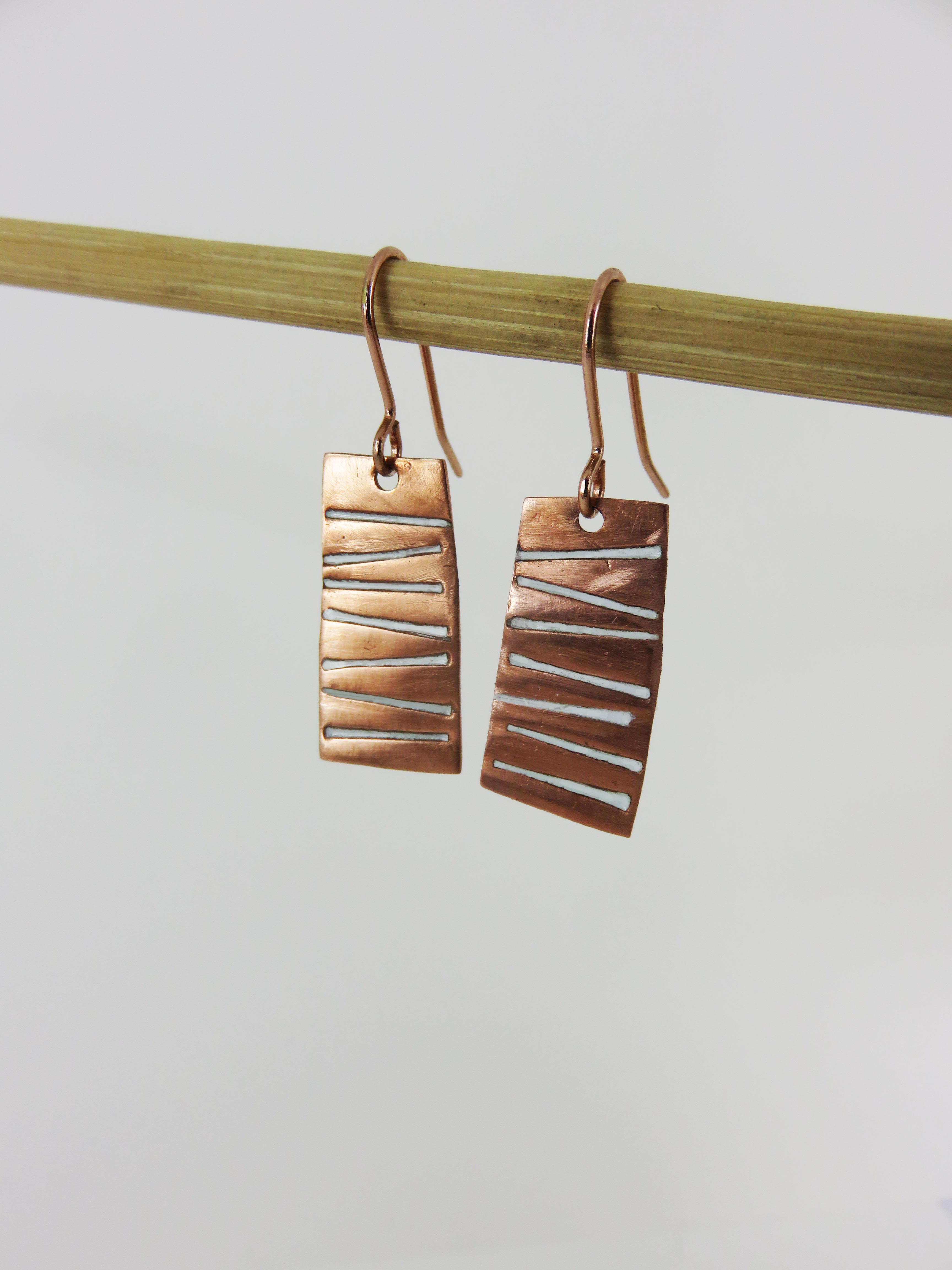 copper rectangles
