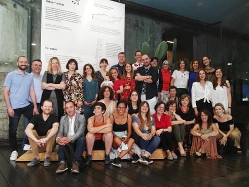 Primera promoción europea en Expertos en Desarrollo de Audiencias y Estrategia de Públicos.