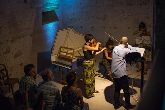 Festival Internacional de Música Antigua de Sierra Espuña I