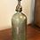 Thumbnail: Botella sifón antiguo de cristal años 20