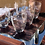 Thumbnail: Vasos italianos cristal base púrpura