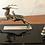 Thumbnail: Accesorio para escritorio vintage con figuras de animales