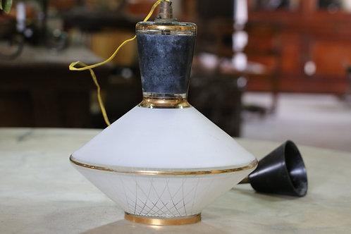 Lámpara de techo vintage inglesa