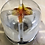 Thumbnail: Pareja lámparas italianas de cristal de Murano de Mazzega, años 70