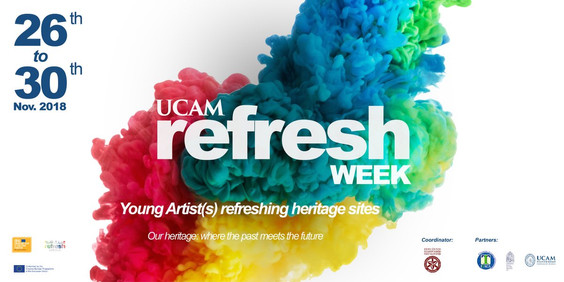 UCAM Resfresh Week.
