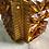 Thumbnail: Lámpara italiana vintage de cristal de Murano años 70