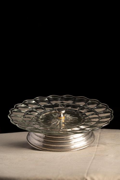 Frutero cristal años 50