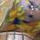 Thumbnail: Centro de mesa de diseño cristal de Murano