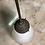 Thumbnail: Lámpara oscilante con tulipa de Murano