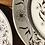 """Thumbnail: Juego de platos ingleses 'T.G. & F.B. """"Dresden"""" de 1883"""