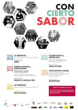 CON CIERTO SABOR - Instituto de las Industrias Culturales y Creativas.