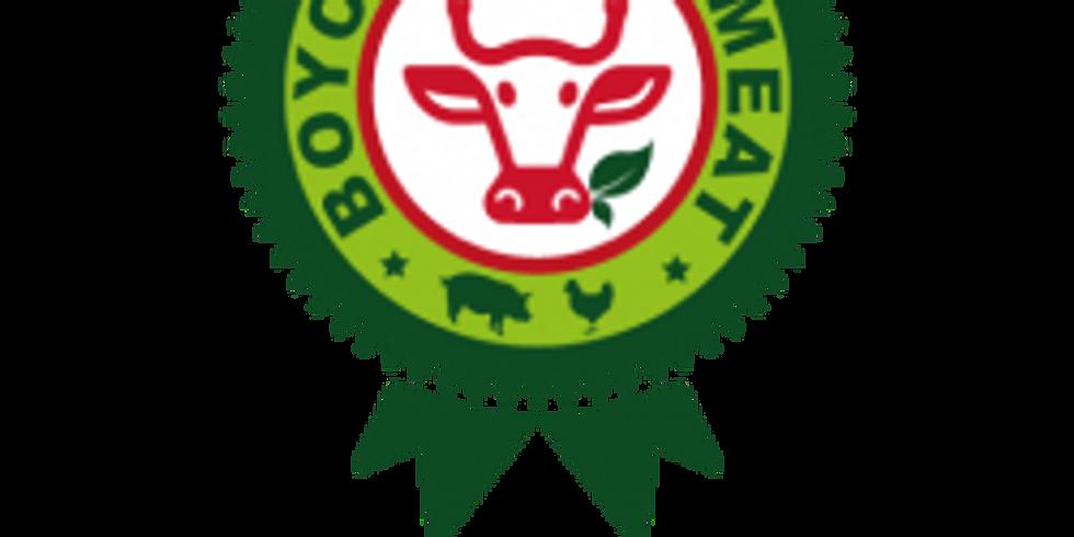 OCA's Boycott Big Meat Campaign Launch
