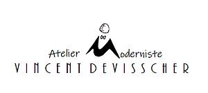 logo vincent devisscher atelier modernis
