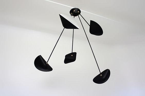 lamp-chandelier-ceiling-design-5-arm-mobile-tripode-mid-century-modern-made-france-pendante-minimalist