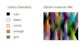 Coloris,sur,mesure,luminaire,design,tendance
