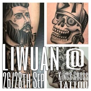 LIWUAN & MANEKO 26-28/09/16