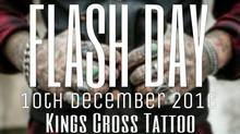 FLASH DAY: 10/12/16