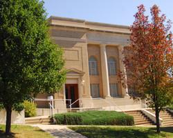 PHOTO of Marysville church 2009