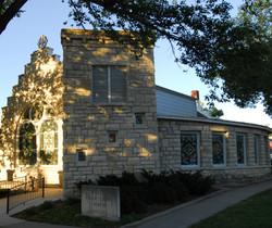 PHOTO of Frankfort church 2009