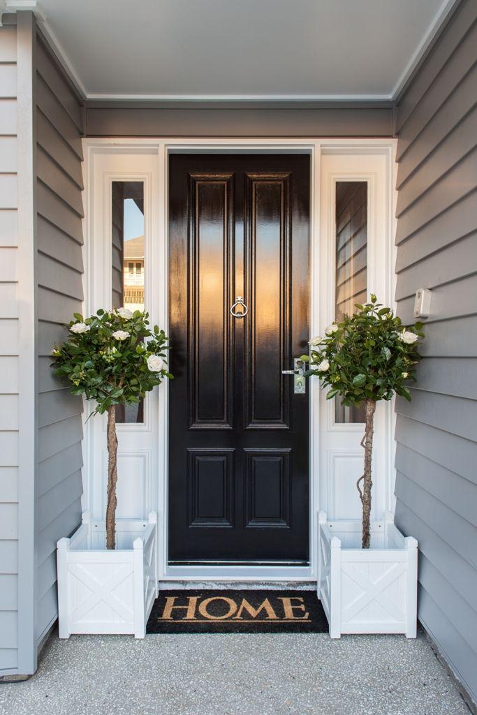 Hampton Home Design Ideas: Custom & Framed