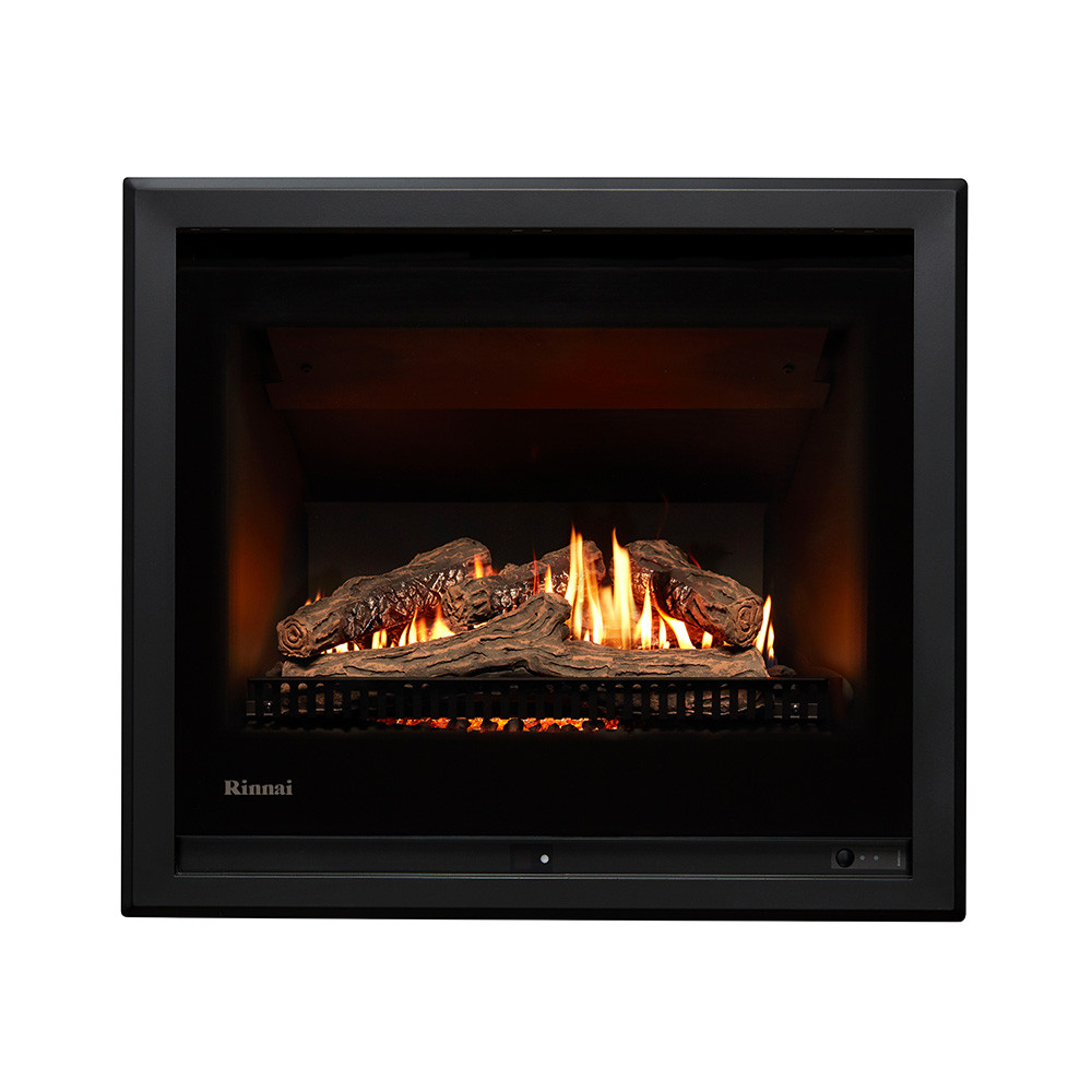 RINNAI GAS FIREPLACE