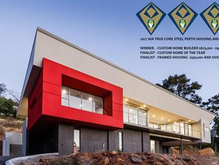 2017 HIA True Core Steel Perth Housing Awards