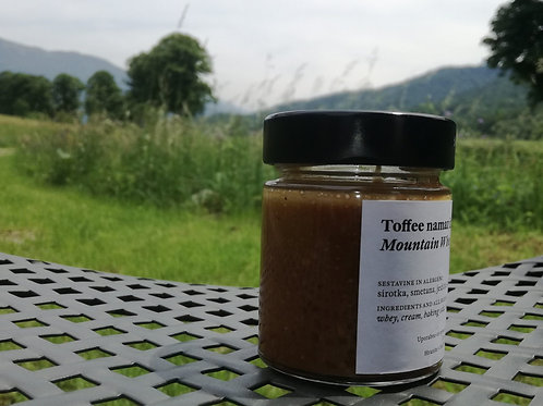 Toffee namaz - Mountain whey 125g