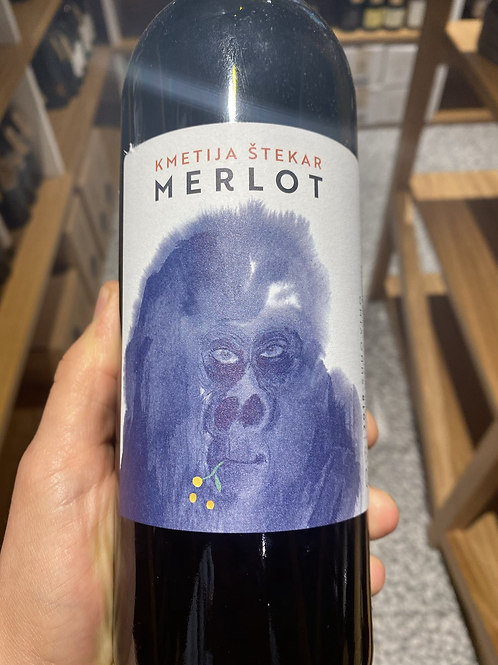 Merlot 2018 Janko Štekar