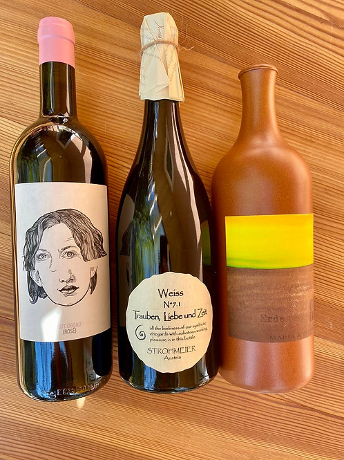 Austrian Natural Wine