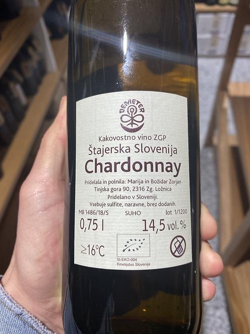 Chardonnay Božidar Zorjan