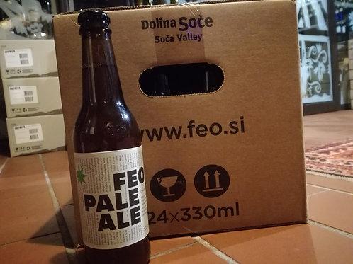 Feo PALE ALE 0,33l 4xsteklenice/bottles