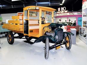 1919 Ford Model TT was built in Windsor