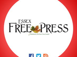 Town of Essex Council meeting notes, November 16, 2020